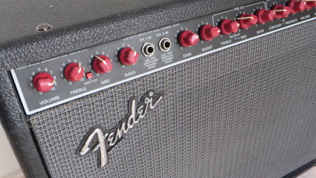Fender Red Knob Stage 185 / Celestion Speaker