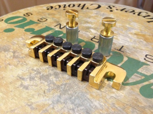 Cordal Gibson PTTP-040 Stop Bar TP-6 Gold