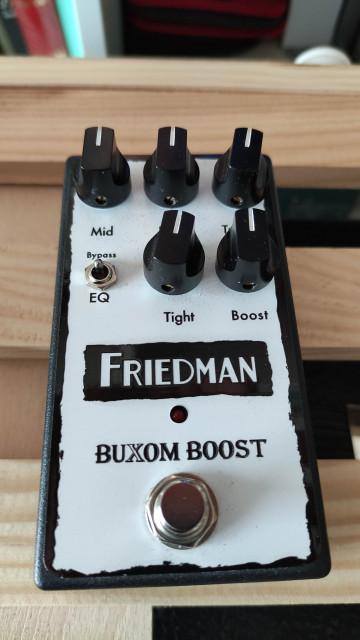 Friedman buxom boost