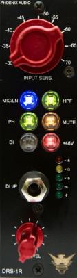 Phoenix Audio DRS1r-500 (Mic Preamps - Serie 500)