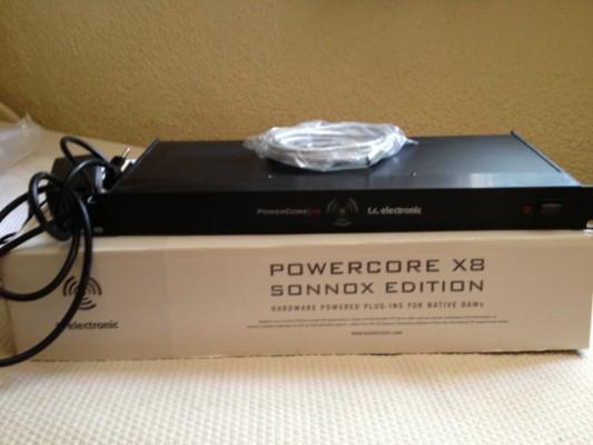 TC Electronics Powercore X8
