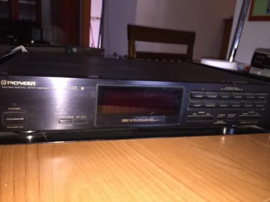 SINTONIZADOR DE RADIO TECHNICS STEREO