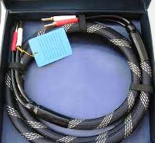 Cable altavoz confeccionado
