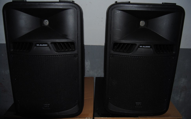 Dos M Audio GSR 10