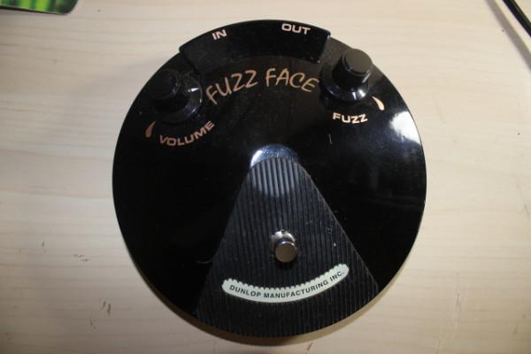 Pedal Fuzz Face Joe Bonamassa Signature
