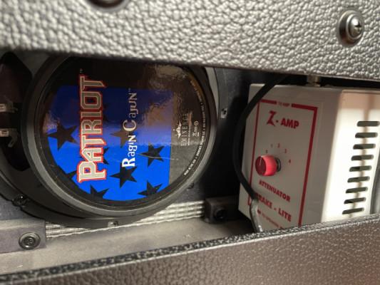 Fender 15 w Champion XD con mejoras