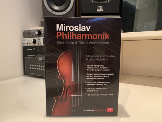 IK Multimedia PHILHARMONIK MIROSLAV ORCHESTRA & CHOIR