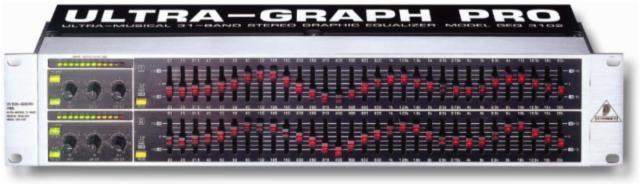 BEHRINGER GEQ3102 - Equalizer