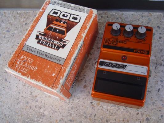 DOD Classic Fuzz FX52