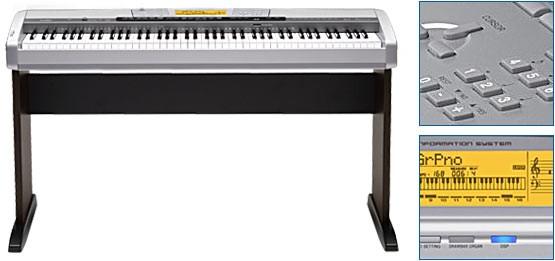 Piano digital Casio Privia Px 410R