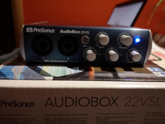 Preonus Audiovox USB 96 2+2 USB
