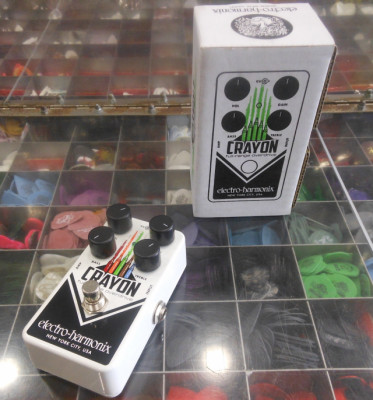 Electro Harmonix Crayon Overdrive
