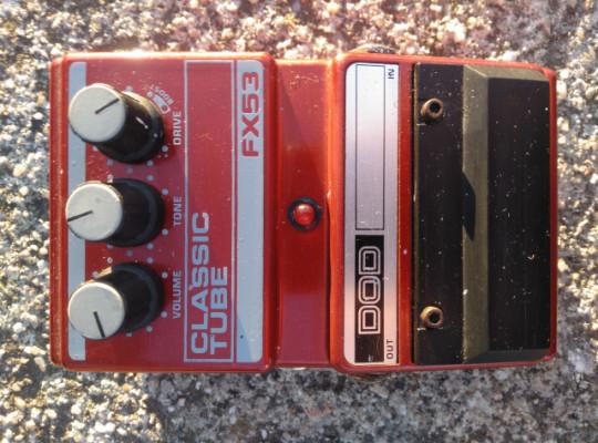 DOD FX-53 pedal de distorsión