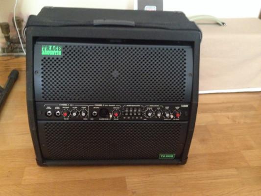 Amplificador acustica Trace