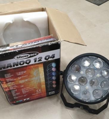 Foco Showtec NanoQ 12 Q4 Zoom