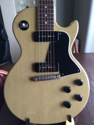 Gibson custom shop les paul special 1960 vos