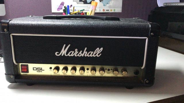 Marshall dsl 15h + pantalla