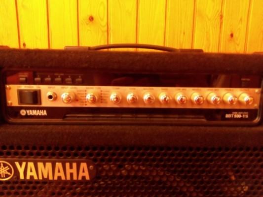 Amplificador de bajo BBT 500 115