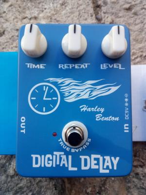 pedal delay Harley Benton