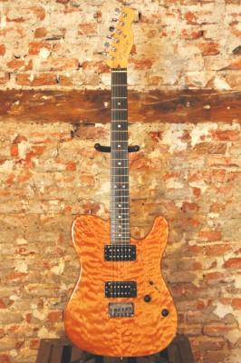 Fender American Deluxe Telecaster QMT FVT (2005)