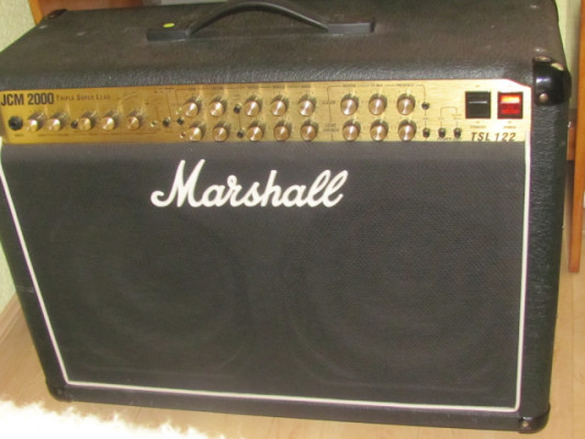 Marshall JCM2000 Triple Super Lead TSL 122