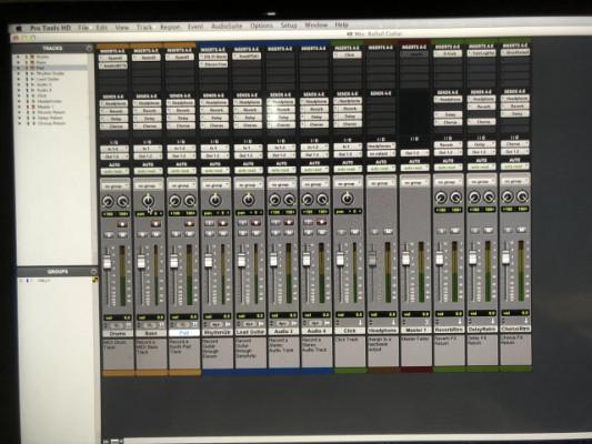 Sistema Pro tools HD2 COMPLETO