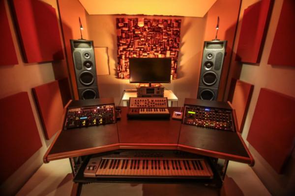 Mesa / Mueble de Estudio Buso Audio