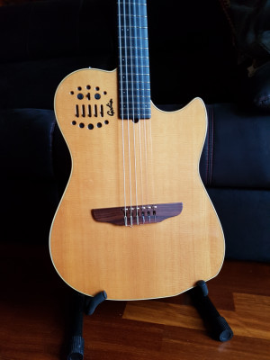 GODIN MULTIAC NYLON NAT 1995