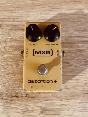 MXR Distortion+ 1980
