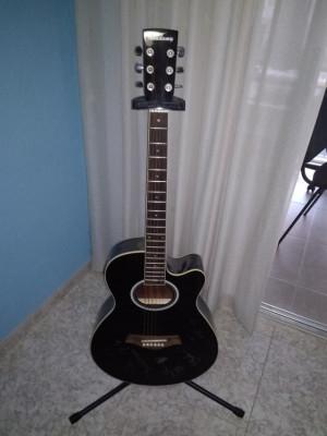 Guitarra Acústica Academy CA-05 CEQ