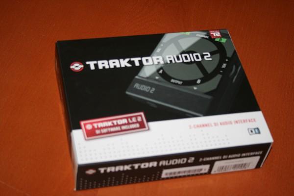 NI Traktor Audio 2 a estrenar