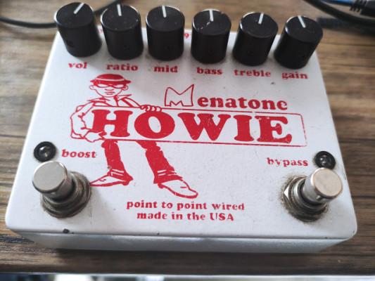 Varios pedales (howie, maxon 808, barber)