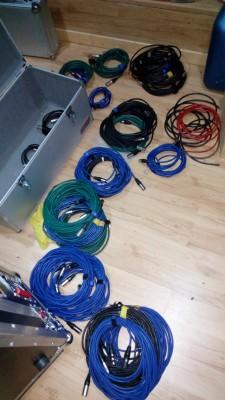 Cables de micro o linea