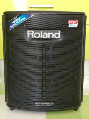 Roland BA-330 (Equipo de voces portátil) en garantía