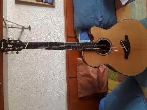 Vendo guitarra acústica Ibanez