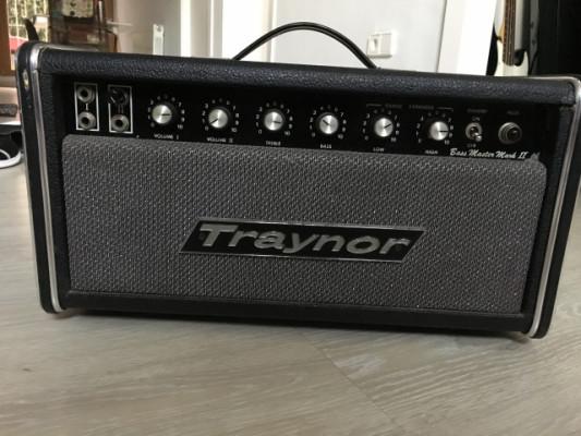 Traynor Bassmaster YBA-1A Mark2 (1972) 90watt