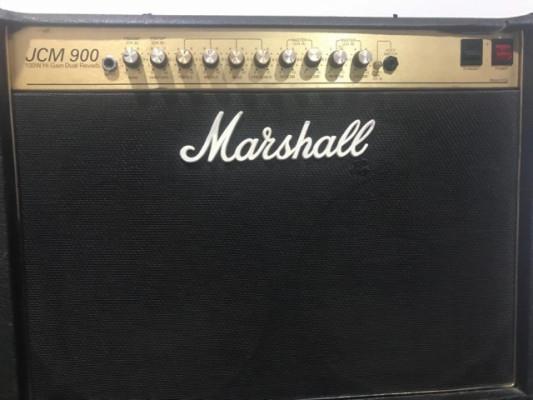 Cambio:Marshalll Jcm 900 dual reverb hi gain 100w