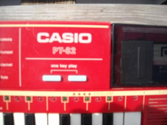 Casio PT 82
