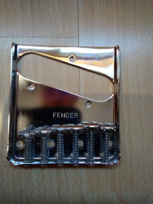 Puente vintage fender telecaster 6 selletas