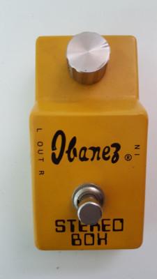 Pedal Ibanez - Stereo Box Vintage