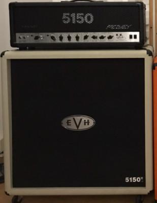 Pantalla guitarra EVH 4x12