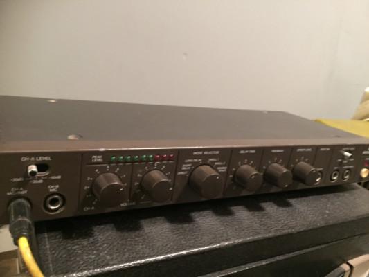 Korg SD400,Signal delay de 1979.