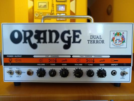 Cabezal Orange Dual Terror