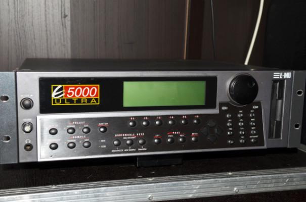 Sampler E-MU 5000 Ultra