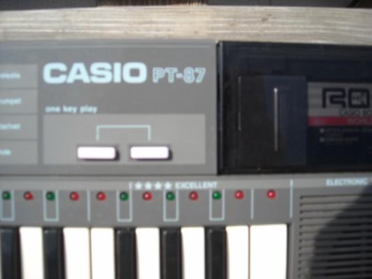 Casio PT 87