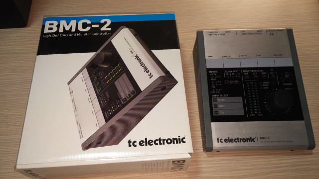 Tc Electronic BMC-2 DA 96K