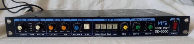 Delay Vintage años 80