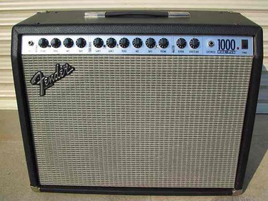 Amplificador Fender roc pro 100 USA