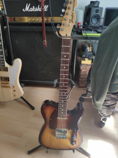 Fender telecaster american special 2014 también cambio