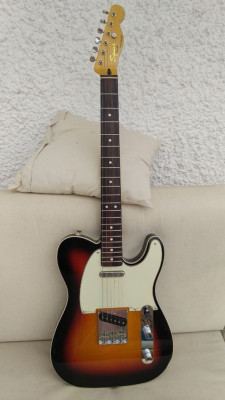 Classic Vibe Custom 60s PALORROSA/ALISO telecaster Squier
